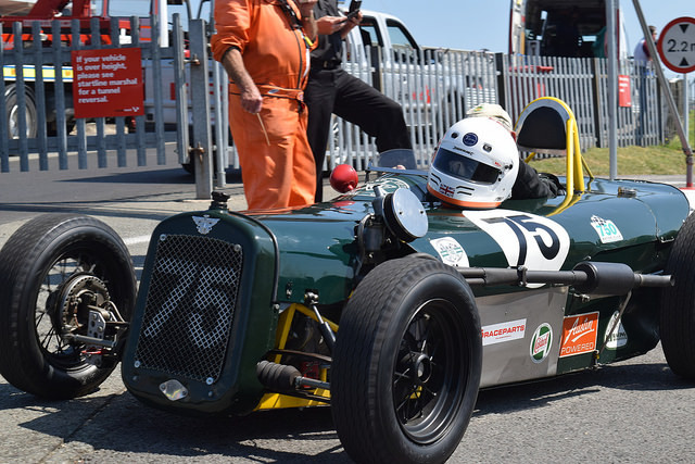 Austin 7 Special - Mike Peck