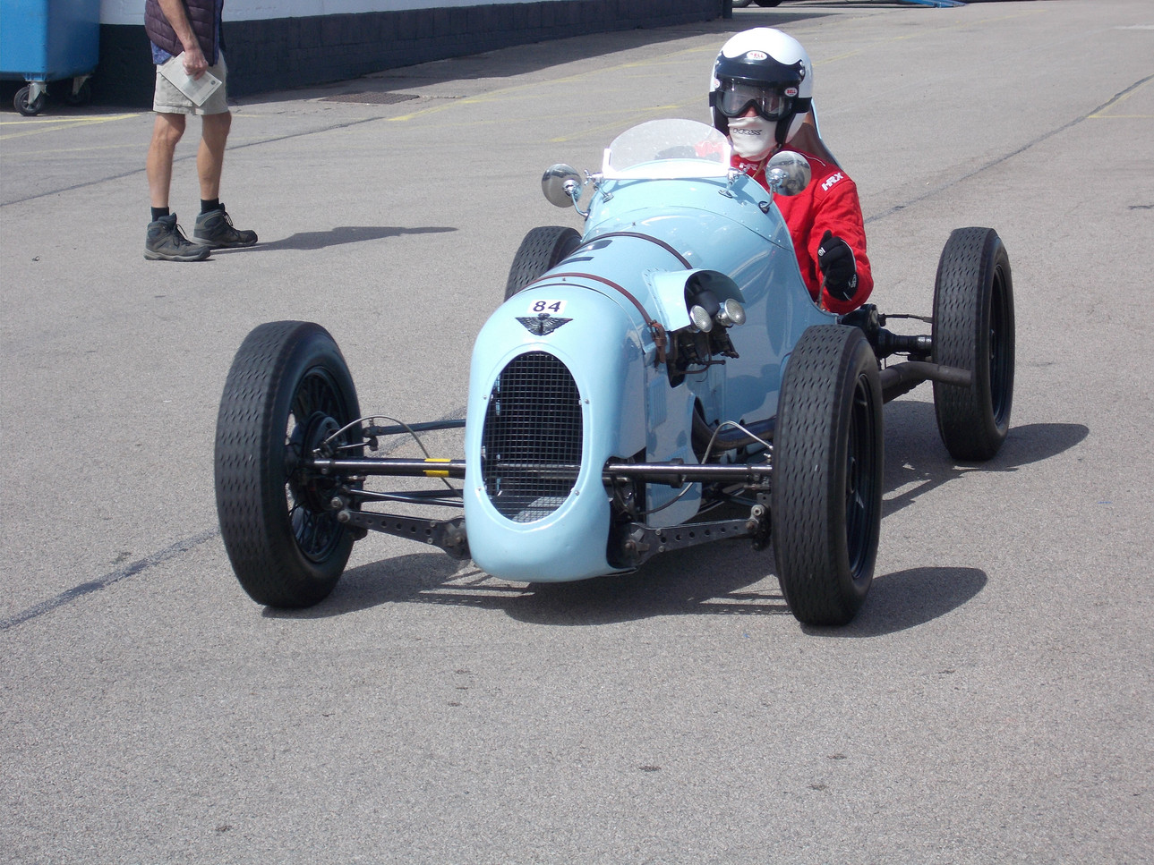 Austin 7 Single Seater - William Kirk
