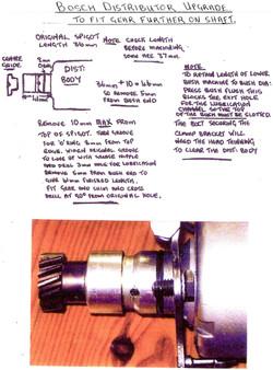 Bosch Distributor Part 2