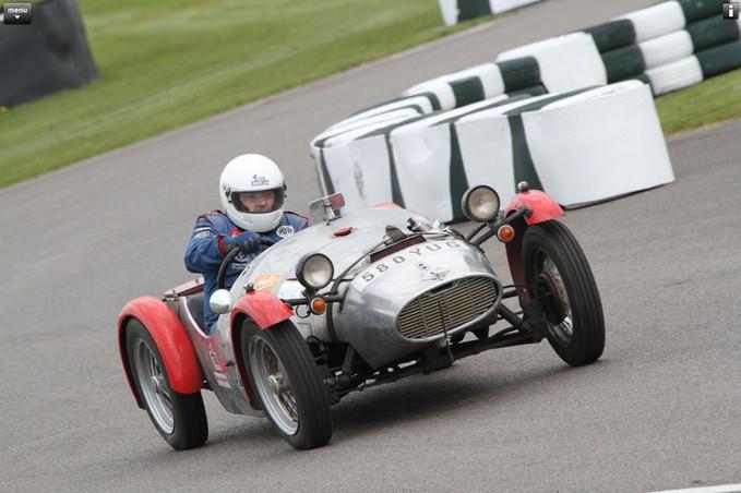 Austin 7 racing Sportsman - Thomas Emden