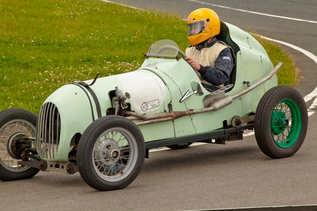Austin 7 single seater - Clive Neale