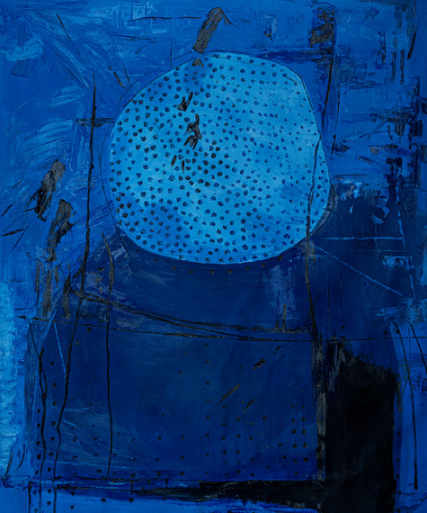 SOLD - Scripts of Blue