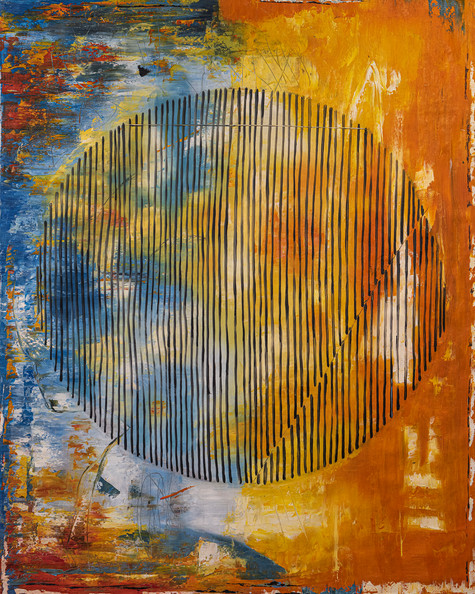 SOLD - Before the Orange