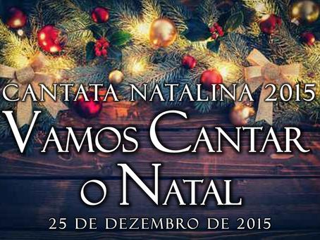 Cantata de Natal 2015