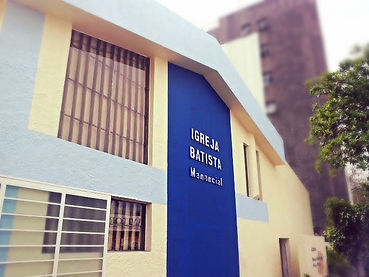 Fachada - Igreja Batista Manancial Fortaleza Ceará