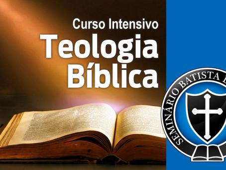 Cuso de Teologia bíblica no SBF