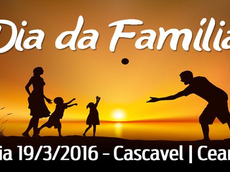 Dia da Família Manancial - Um dia de comunhão para toda a Igreja