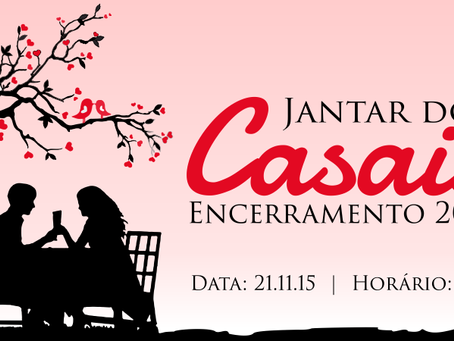 Jantar de Encerramento dos Casais 2015