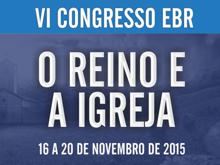 VI Congresso EBR