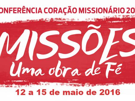 Conferência Coração Missionário 2016