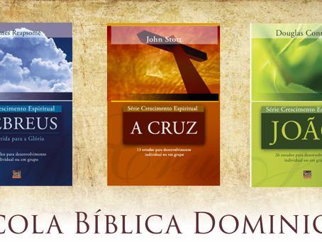 Escola Bíblica Dominical - novo currículo