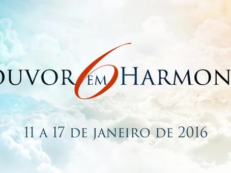 Louvor em Harmonia 6