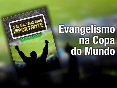 Evangelismo na Copa do Mundo 2014