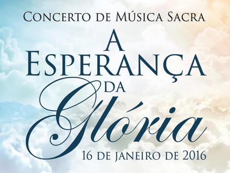 Fortaleza sedia Concerto de Música Sacra neste sábado (16)