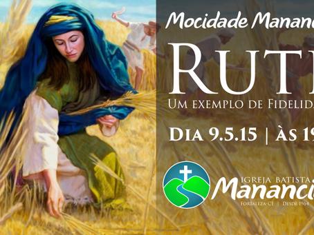 Mocidade Manancial estudará sobre a vida de Rute