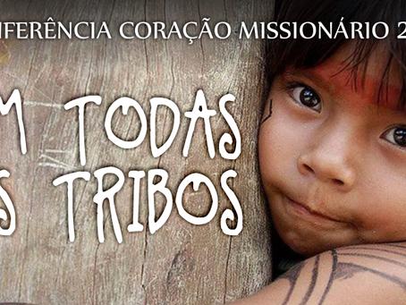 Conferência Coração missionário 2015