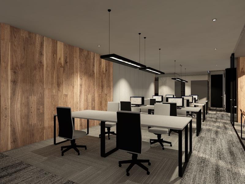 Open work view 1