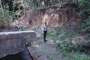 The Greenbelt Washout