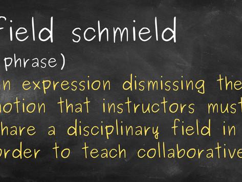 Field Schmield: Gazelle International's Take on Interdisciplinary Collaboration