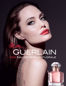 GUERLAIN featuring ANGELINA JOLIE