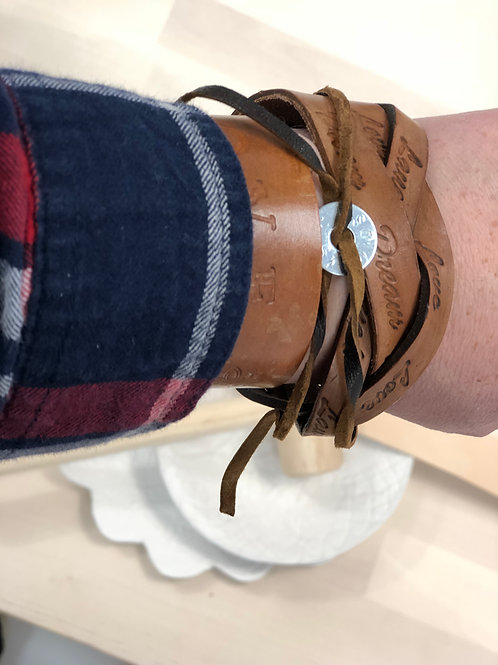 Stylish Spring Fashion Leather Jewelry! Afternoon Session