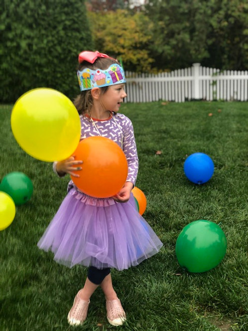 Mystical Fairy Backyard Party