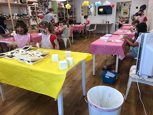 May 4th:  Mother's Day Surprise After School Workshop