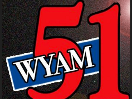 WYAM TV Interview: Writing, the Deep South, & Center of Gravity