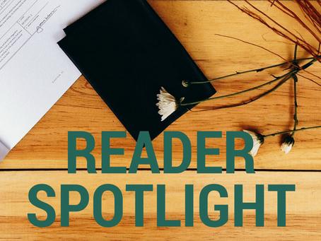 Reader Spotlight: Jessica Sinn, Chick Lit Café