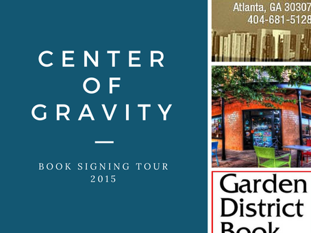 Center of Gravity … Coming to Your City!