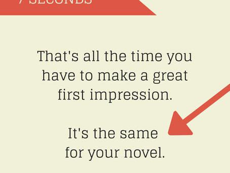 7 Seconds to Make A Great Impression