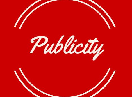 Writer Wednesday: 10 Ways to Promote Your Novel