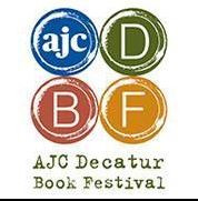 Signing 'Center of Gravity' Sept. 5 & 6, 2015 – Decatur Book Festival