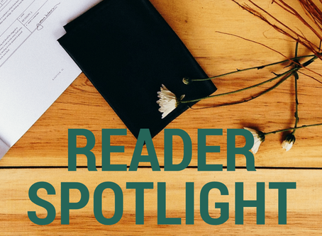 Reader Spotlight: Angie Young