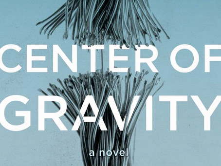 Goodreads Give Away – Center of Gravity