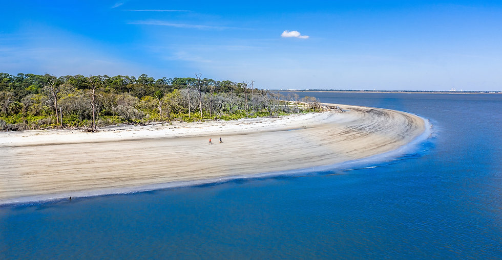 bigstock-Aerial-View-Jekyll-Island-In-G-