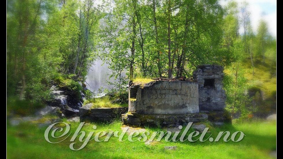 Grøna mølle i Lesjaskog