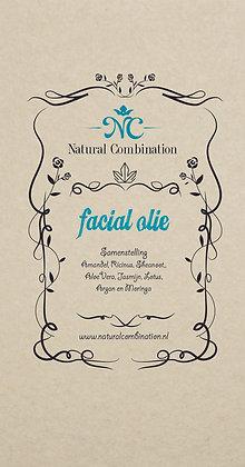 Facial olie 100 ml