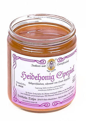 Heide honing 500 gram