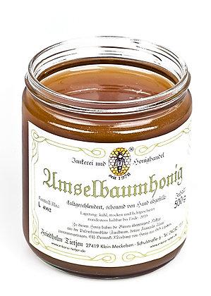 Sporkelboom honing 500 gram