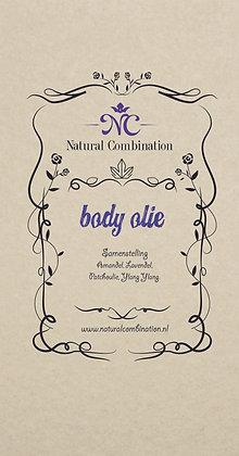 Body Olie 100 ml