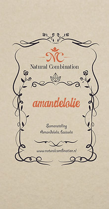 Amandelolie 100 ml