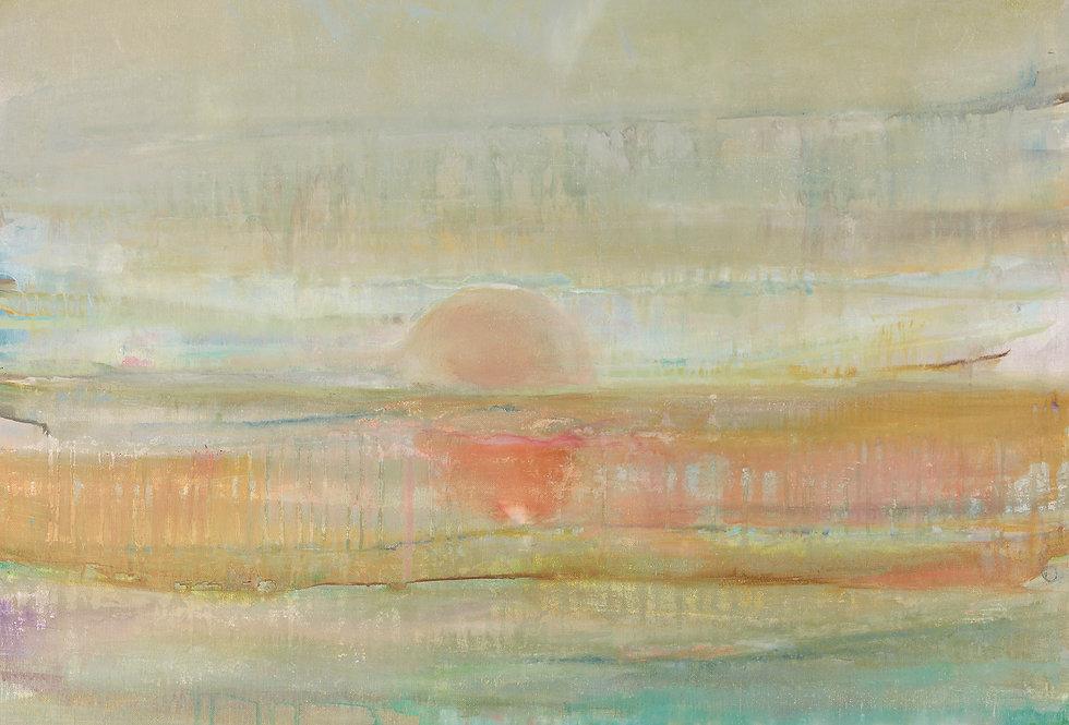 Key of Sea  14 x 21