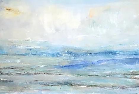 Inquisitive Shore   48 x 60