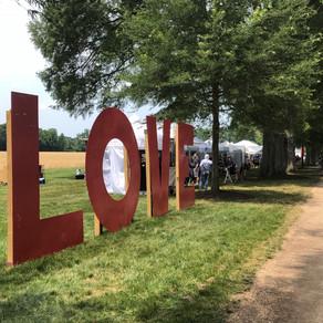 Arts in the Middle Urbanna VA  June 5 & 6