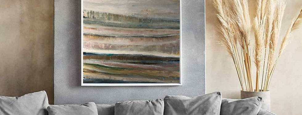 Lush  Meadows  36 x 48 sold