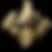 logo gold leaf artist