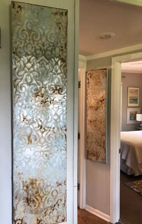 Rustic Sheen Panels