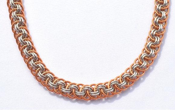 Copper & Aluminum Necklace