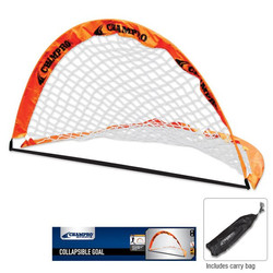Champro 6' x 4' Collapsible Soccer Goal Double Pack